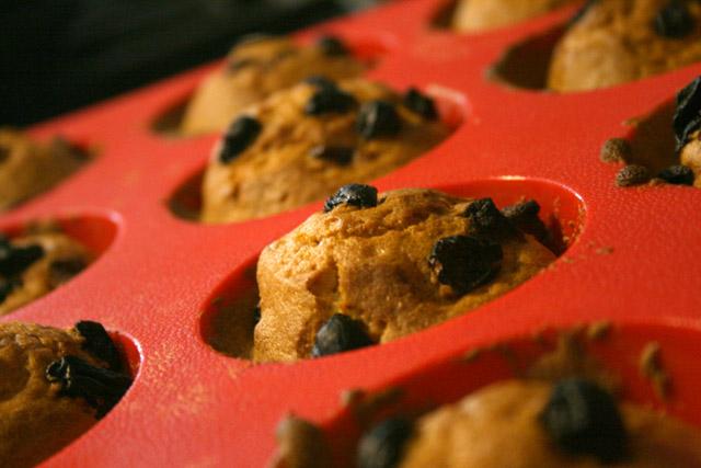 Muffinform aus Silikon